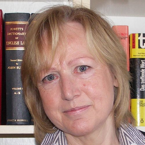 Inge Noeninger: Deutsch > Englisch