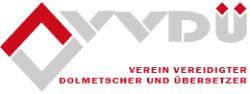 VVDÜ-Logo
