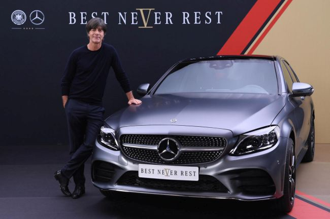 Joachim Löw, Mercedes, Best never rest
