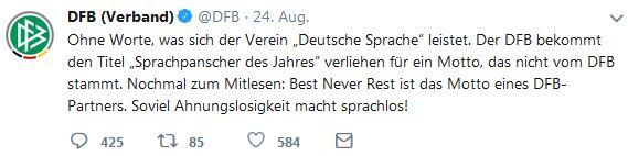 DFB-Tweet