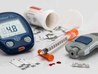 Diabetes-Utensilien