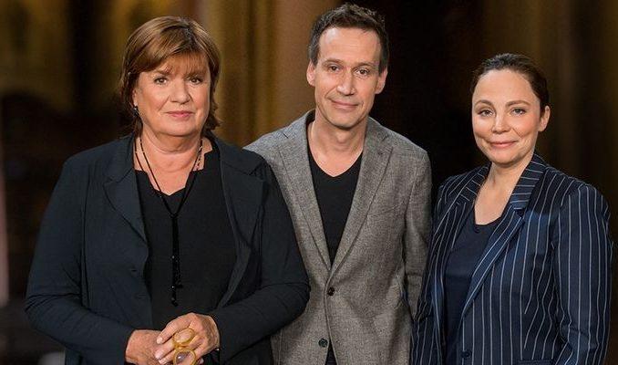 Christine Westermann, Volker Weidermann, Thea Dorn