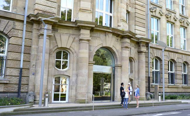 ITMK der TH Köln, Eingang