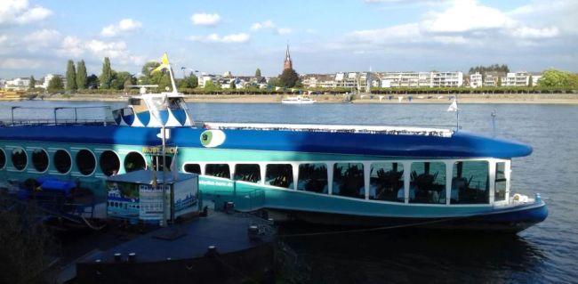 Ausflugsschiff Moby Dick