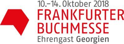 Logo Frankfurter Buchmesse 2018