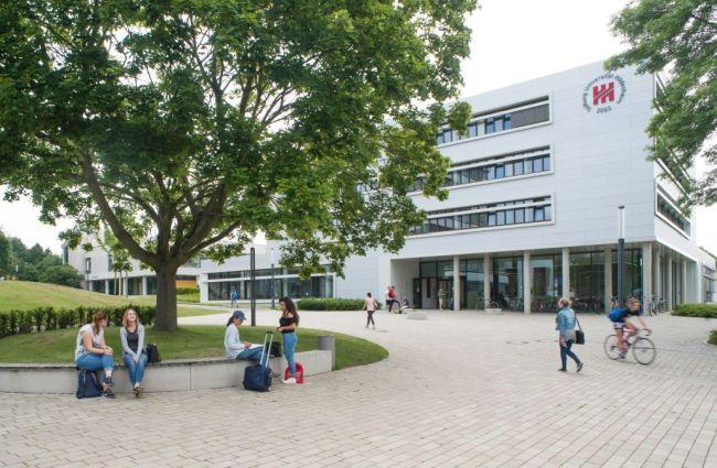 Neubau Uni Hildesheim