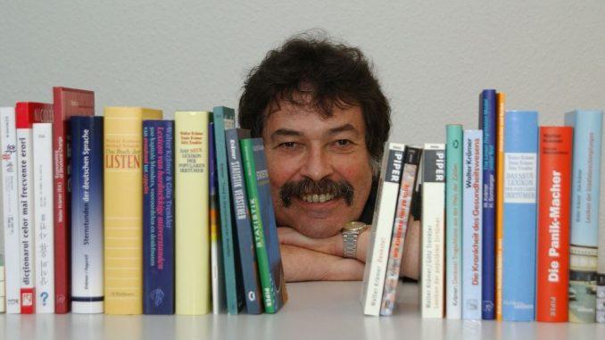 VDS-Vorsitzender Walter Krämer