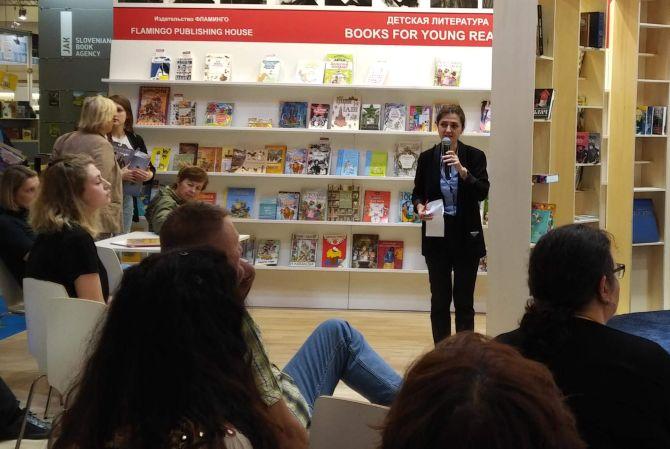 Dolmetscher Frankfurter Buchmesse