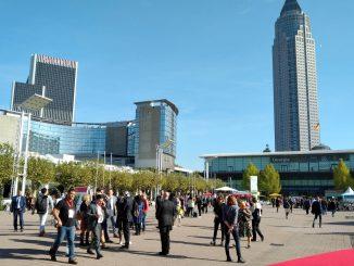 Frankfurter Buchmesse, Freigelände