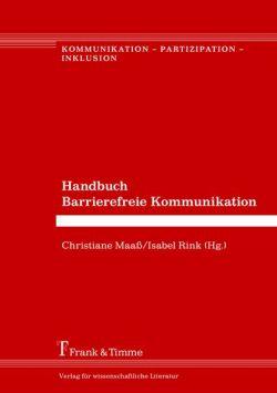 Handbuch Barrierefreie Kommunikation