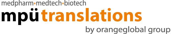 Logo mpü translations
