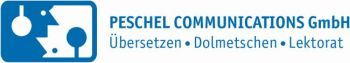 Peschel Communications sucht Trainee (m/w/d) es, en > de