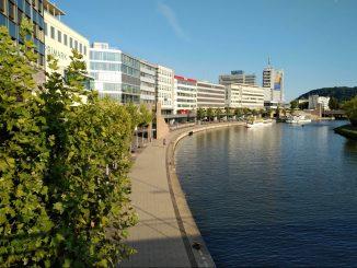"""""""Berliner Promenade"""", Saarbrücken"""