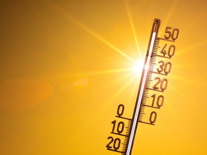 Heißzeit