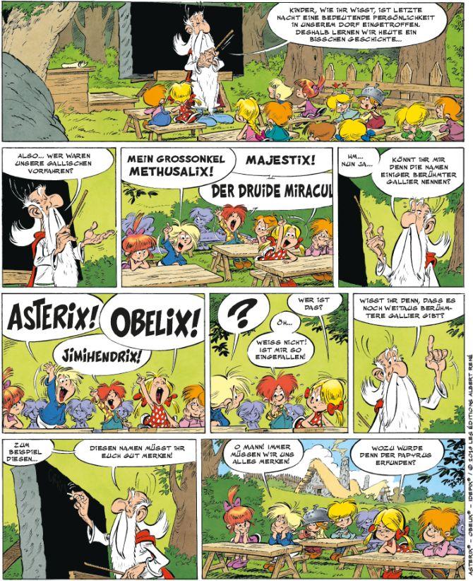 Asterix-Band 38, Seite 1