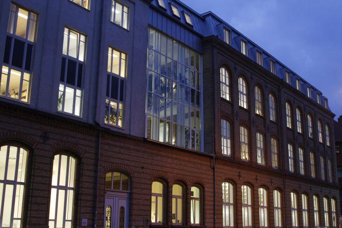 Außenansicht IDS Mannheim