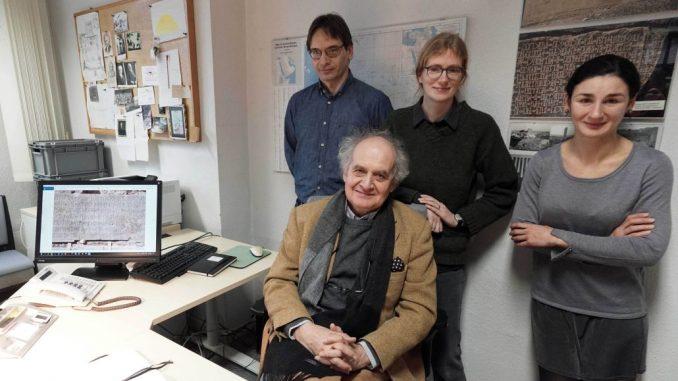 Forschergruppe Sabäisch, Uni Jena