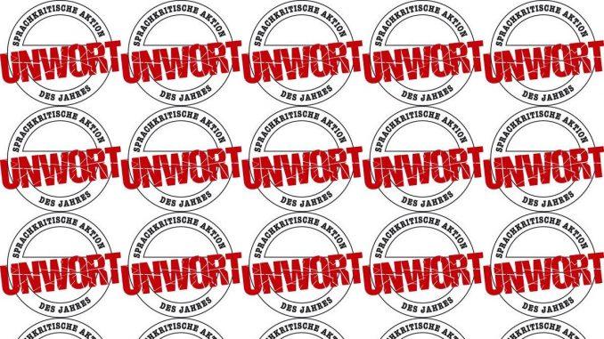 Logo Unwort des Jahres