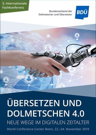 Plakat BDÜ-Konferenz Bonn