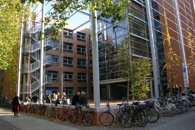 Uni Leipzig, geisteswissenschaftliches Zentrum