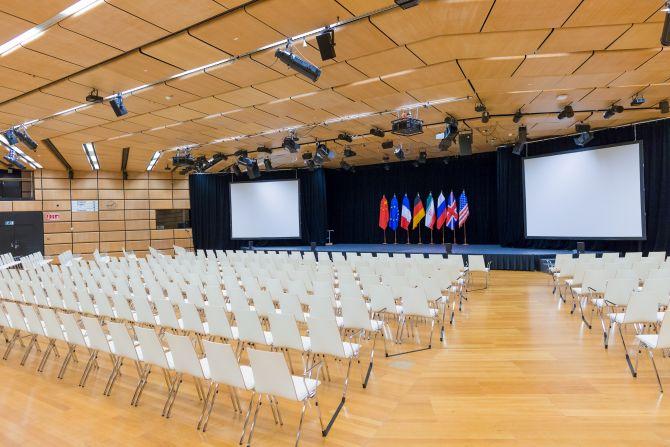 Konferenzsaal im ACV