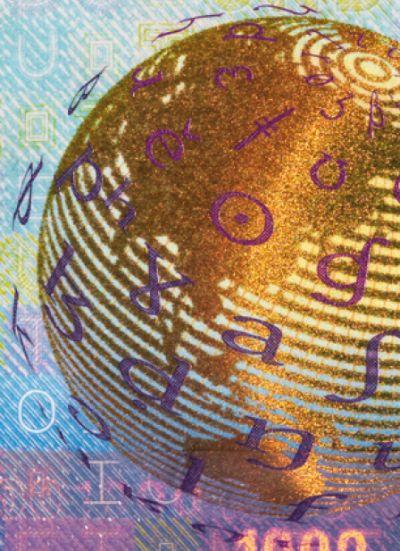 Weltkugel auf 1000-Franken-Schein