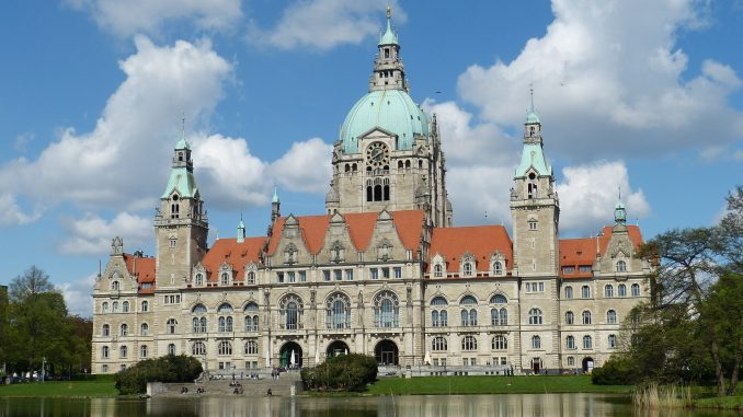 Hannover, Neues Rathaus