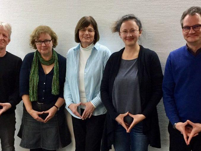 ADÜ-Nord-Vorstand 2019