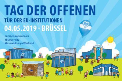 Tag der offenen Tür in Brüssel
