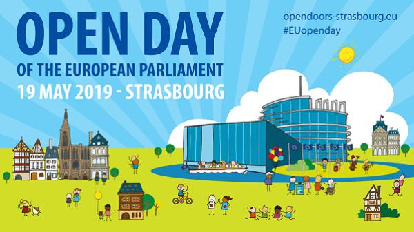 Tag der offenen Tür in Straßburg