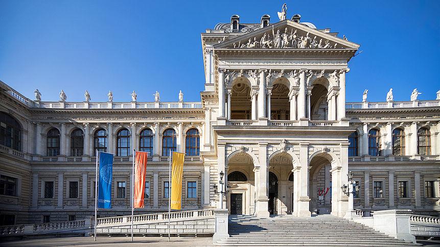 Hauptgebäude Universität Wien