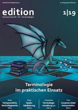 Titelseite edition 1/2019