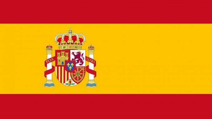 Spanische Flagge