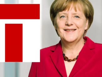 Angela Merkel, Red T