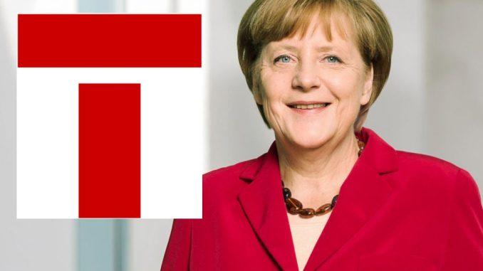 Angela Merkel, Red T