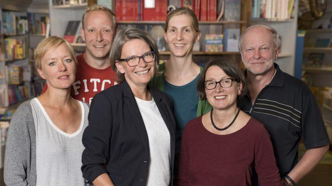 Team der Buchhandlung Christiansen
