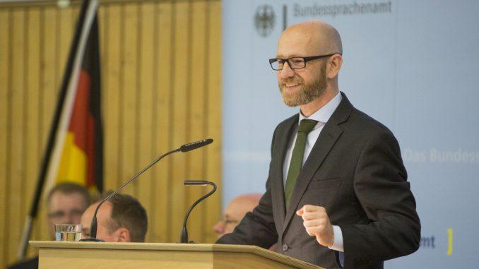 Dr. Peter Tauber im Bundessprachenamt