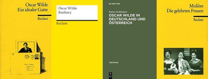 Übersetzungen von Rainer Kohlmayer