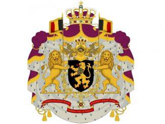 Staatswappen Belgien