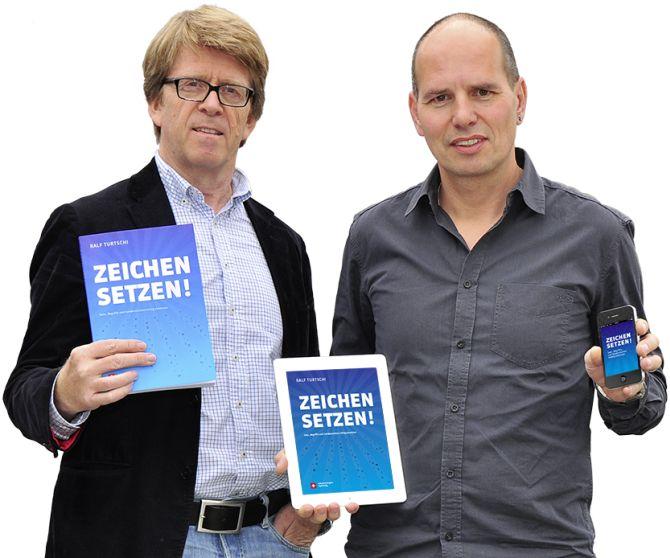 Ralf Turtschi, Toni Kaufmann