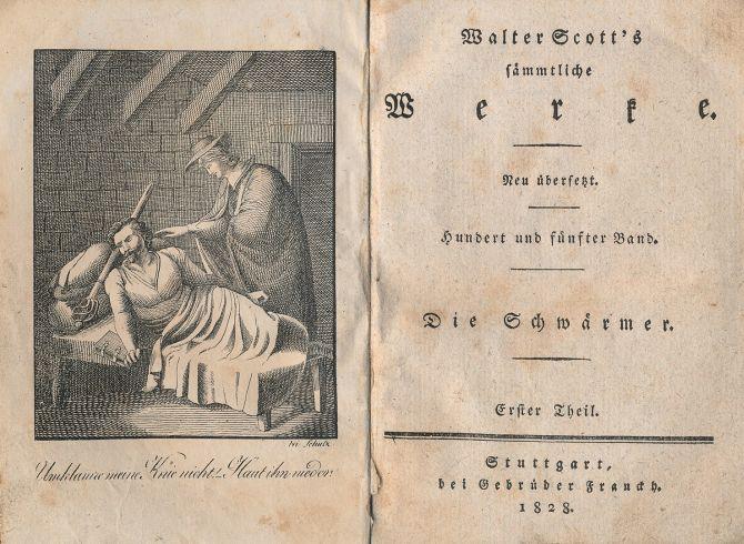 Walter Scott: Die Schwärmer