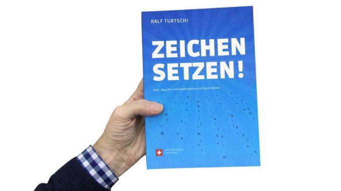 """Buch """"Zeichen setzen!"""""""