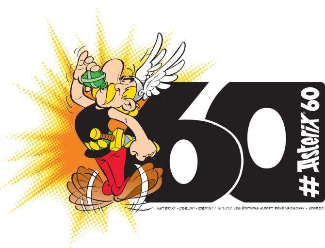 60 Jahre Asterix