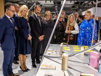 Heiko Maas bei Eröffnung Frankfurter Buchmesse