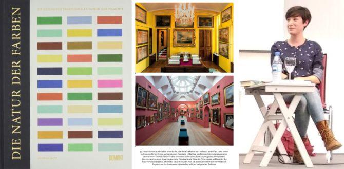 Nina Loose, Natur der Farben