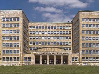 Universität Frankfurt, Hauptgebäude