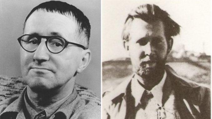 Bertolt Brecht, Erich Arendt