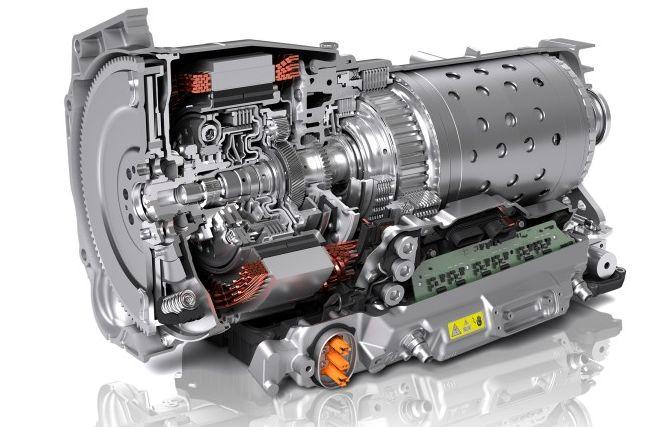 ZF-Getriebe