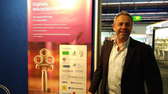 Acolada-Stand Frankfurter Buchmesse 2018