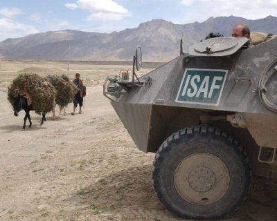 ISAF, Afghanistan